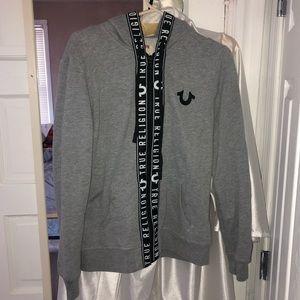True Religion Woman's Grey Sweatsuit